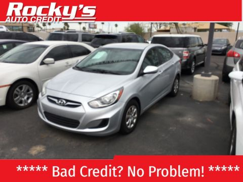 Pre-Owned 2013 Hyundai Accent 4dr Sdn Man GLS