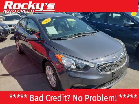 Pre-Owned 2014 Kia FORTE 4 DOOR SEDAN